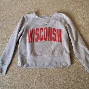 Wisconsin Badgers Sweatshirt Small